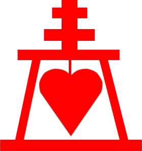 Heart Raincross