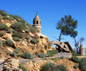 Peace Tower, Mt. Rubidoux